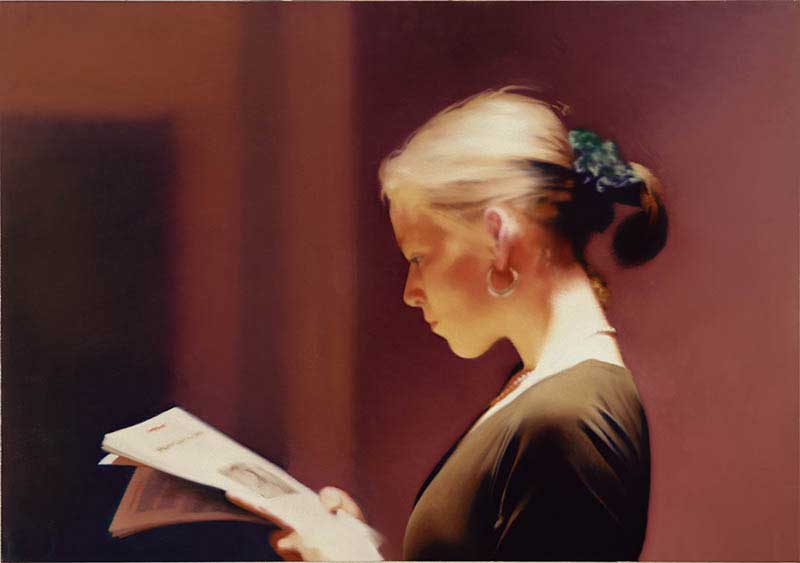 Gerhard Richter, Reader (804) 1994