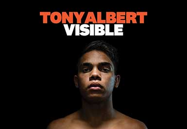 Tony Albert Spotify