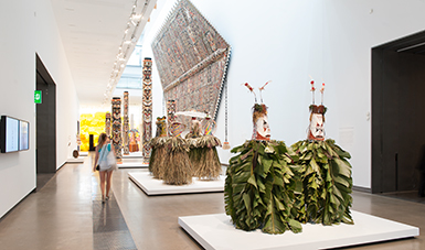 The 7th Asia Pacific Triennial of Contemporary Art