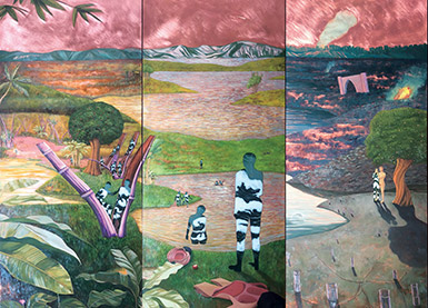 The 10th Asia Pacific Triennial of Contemporary art
