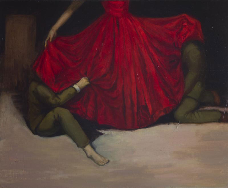 CHEN CHING-YUAN, The future under that skirt 2013
