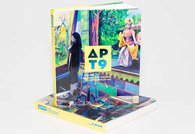 The 9th Asia Pacific Triennial of Contemporary Art publication