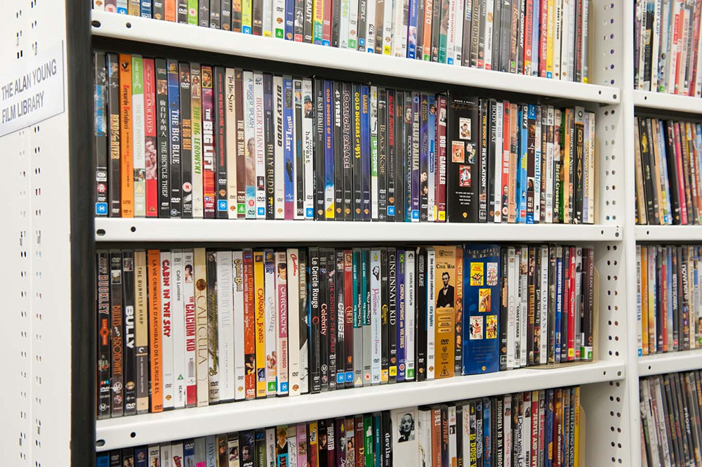 Alan Young Film Library