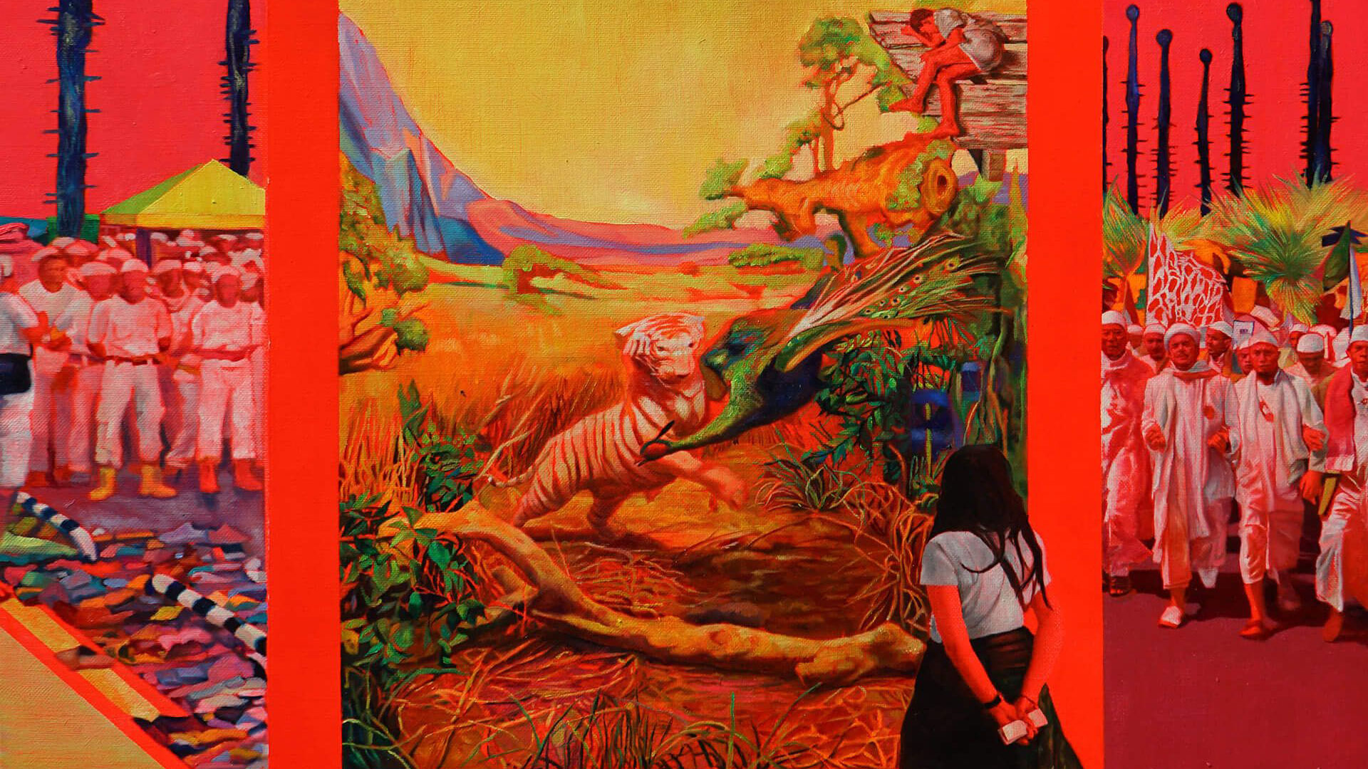 The 9th Asia Pacific Triennial of Contemporary Art (APT9