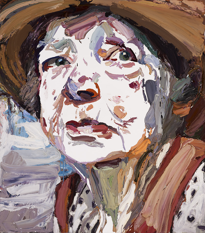 Ben Quilty, Margaret Olley 2011