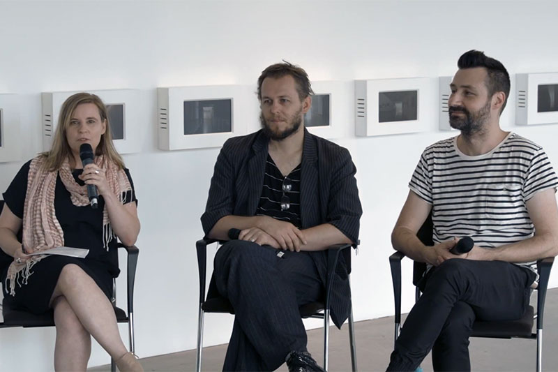 Super Critical Mass in conversation about their sound-based practice