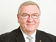 The Honourable Justice Martin Daubney