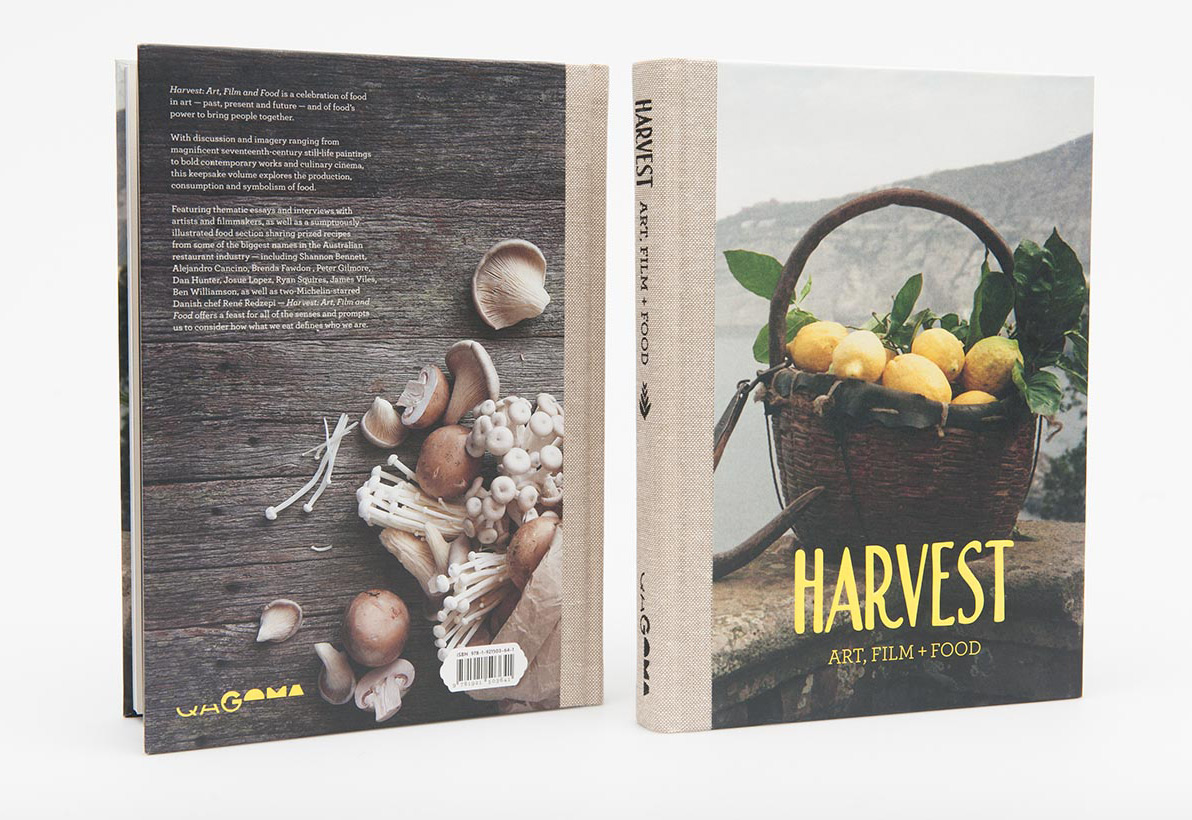 Harvest: Art, Film & Book