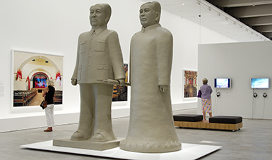 The 5th Asia Pacific Triennial of Contemporary Art