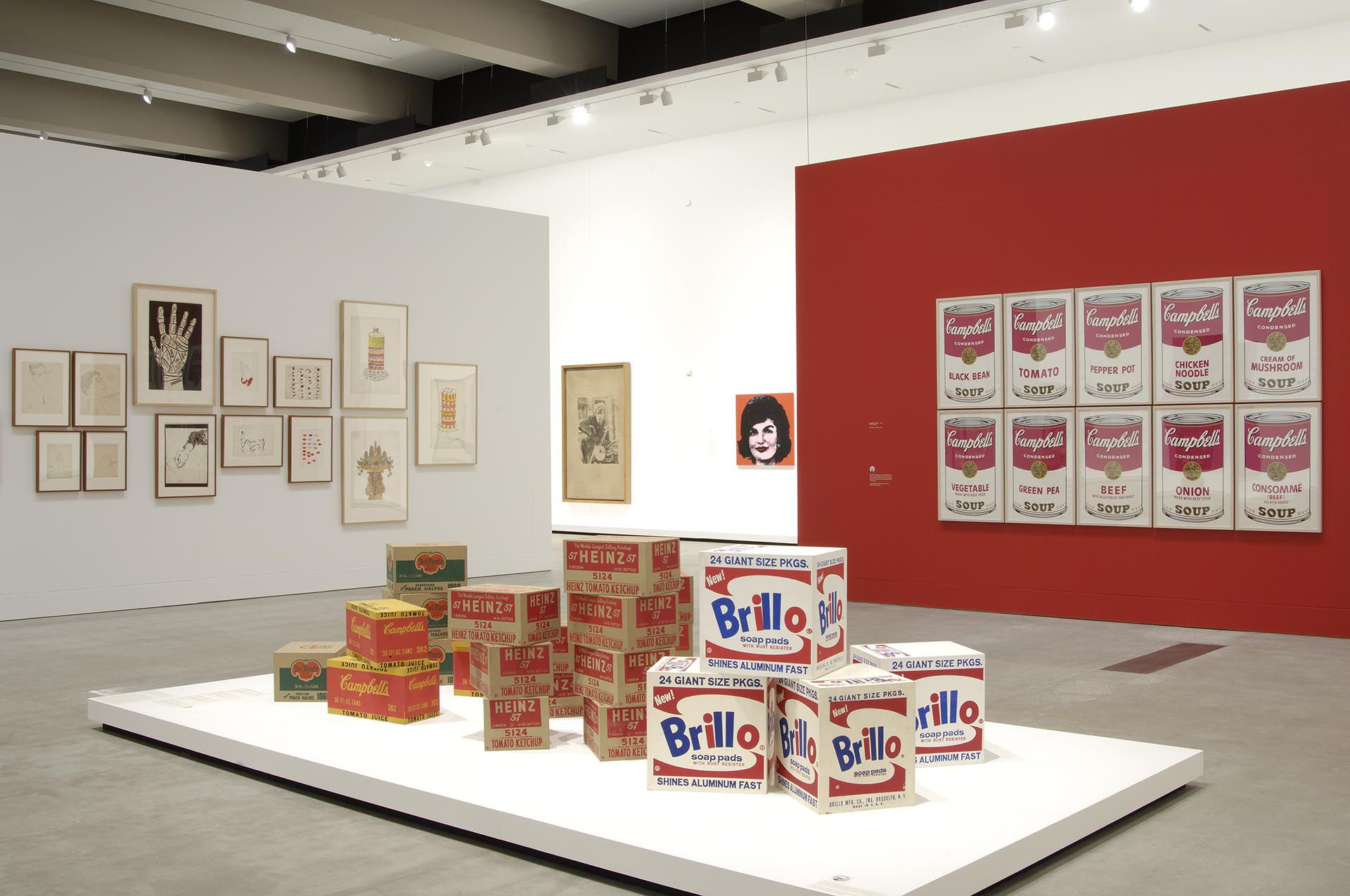 Andy Warhol Qagoma Mao Story Telling Tom Tickets Available Map